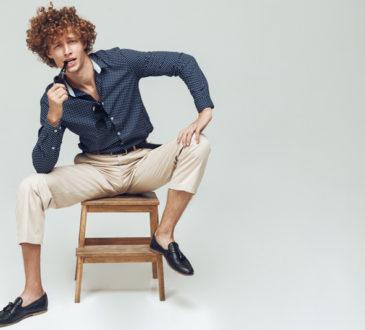 80s Fashion for Men