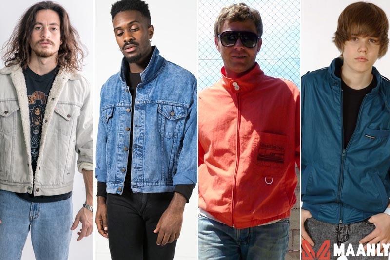 80s Jackets