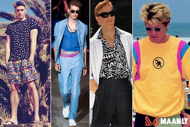 80s Summer Fashion