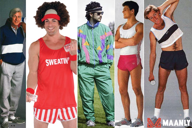 80s Workout Clothes