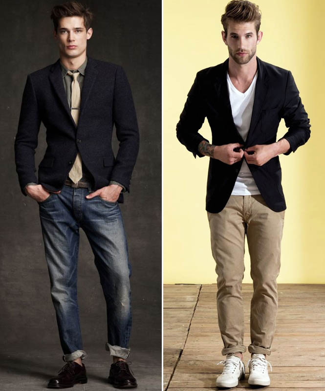 Black Blazer or Sports Jacket
