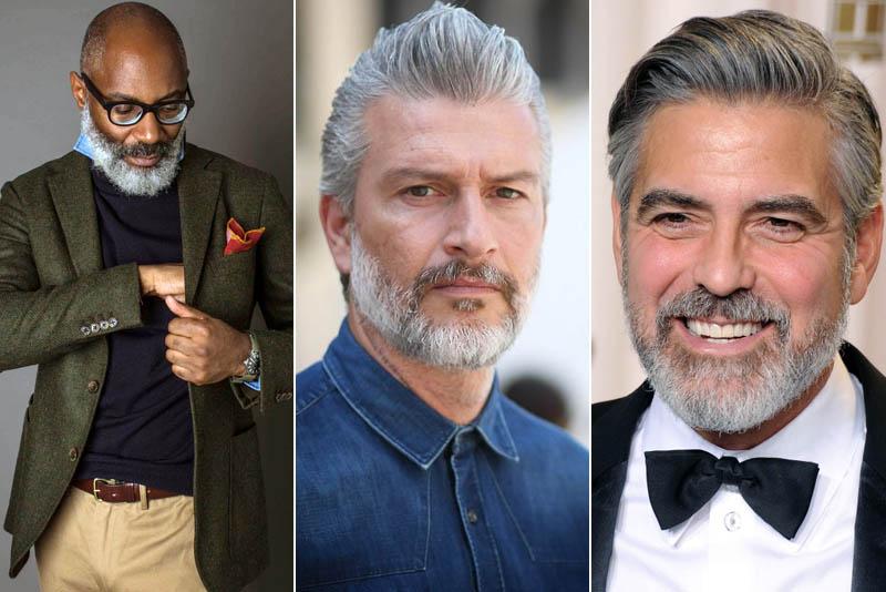 Beard Styles for Older Men