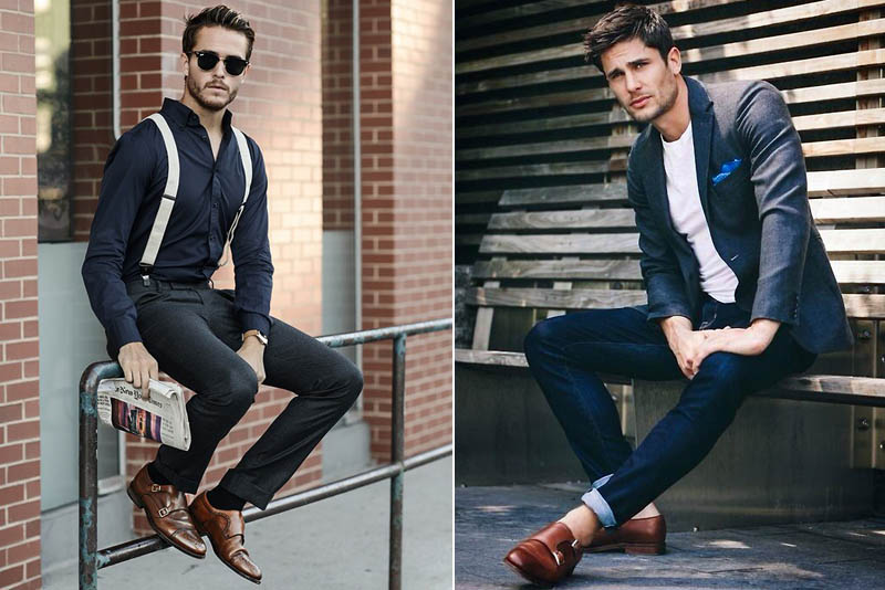 Casual Men's Shoes to Wear With Jeans