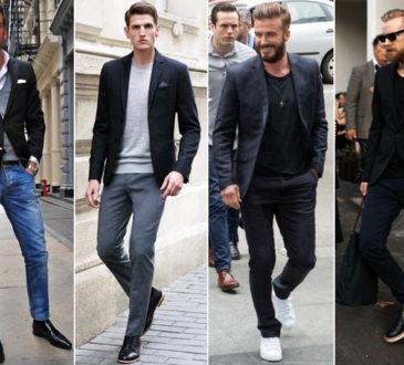 How to Wear a Black Blazer Like