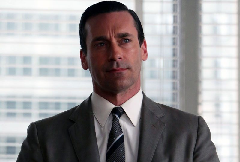 Don Draper Haircut