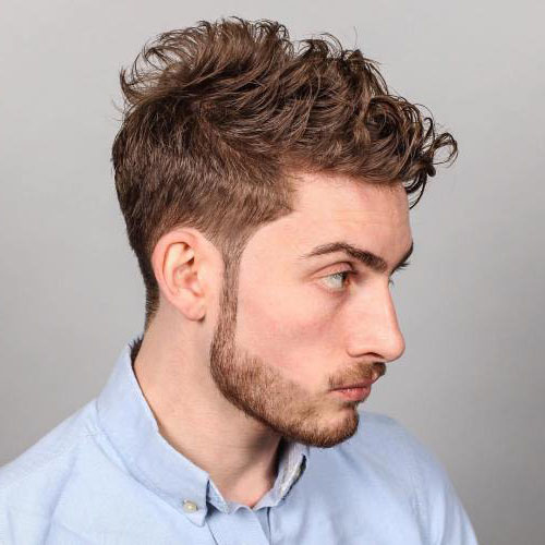 Professional HairStyles For Men With Thick Hair