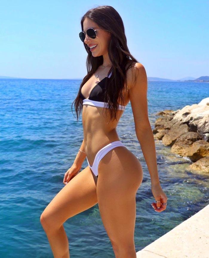 Jen Selter Bikini
