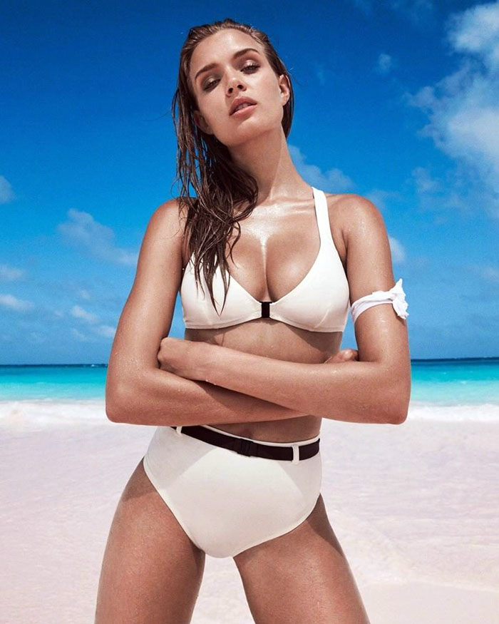 Josephine Skriver Measurements