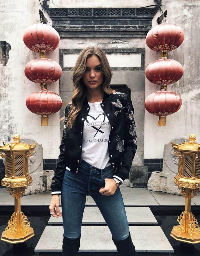 Josephine Skriver Street Style