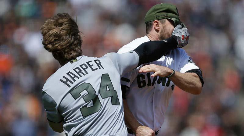 Bryce Harper Suspension