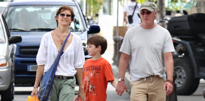 Carey Lowell Children